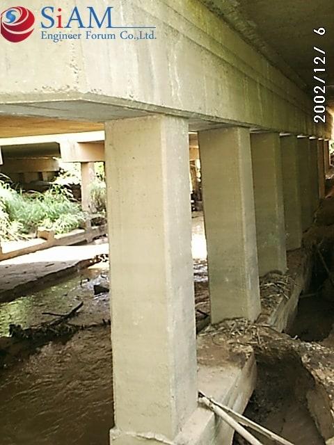 สะพาน ตำบลท่าพระ จังหวัดขอนแก่น